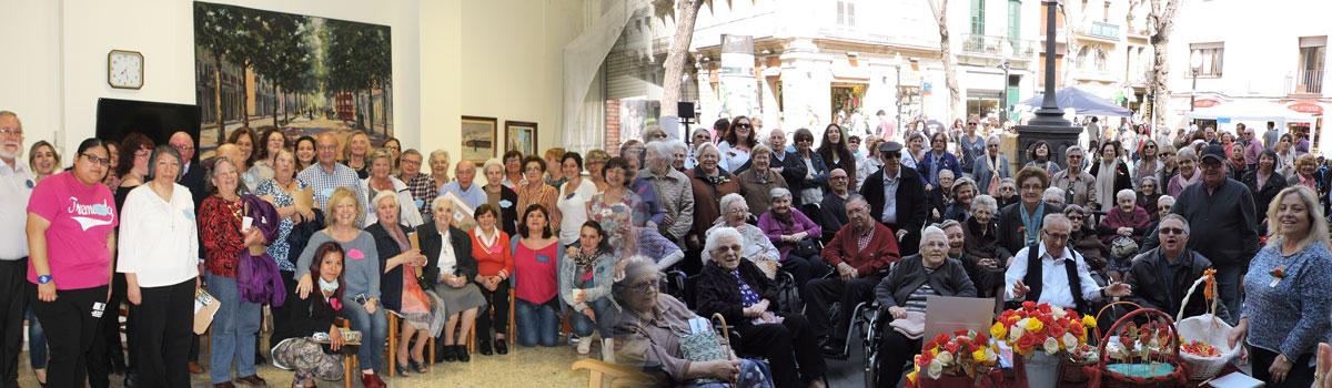 Voluntariat, grans persones per a persones grans