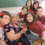Experiències intergeneracionals a la Fundació: Sant Jordi
