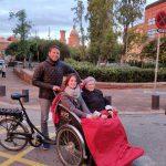 """Crònica d'una voluntària a la Fundació: """"Lliures com viatjar en tricicle vermell"""" de Selva López"""