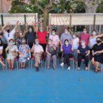 Retrobada amb les persones voluntàries de la Fundació Casa Asil